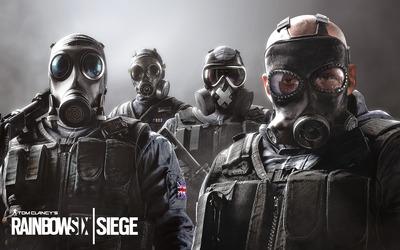 Tom Clancy's Rainbow Six Siege [2] wallpaper