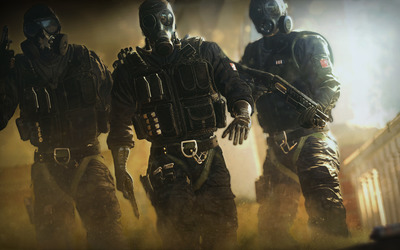 Tom Clancy's Rainbow Six Siege wallpaper