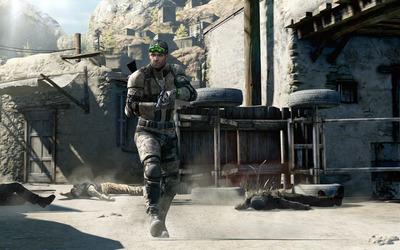 Tom Clancy's Splinter Cell: Blacklist wallpaper
