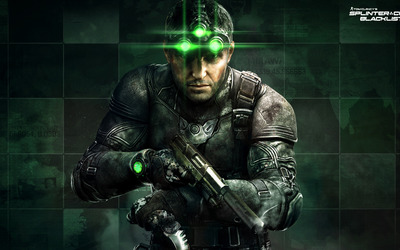 Tom Clancy's Splinter Cell Blacklist wallpaper