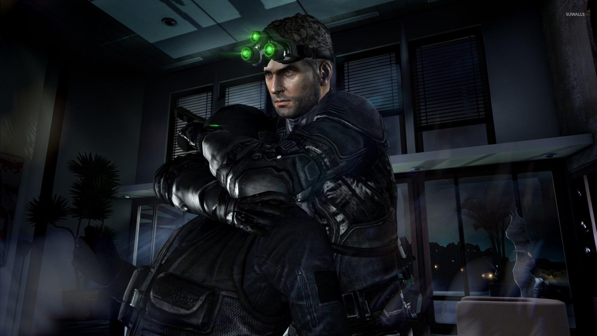 Tom Clancy S Splinter Cell Blacklist 2 Wallpaper Game