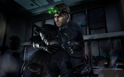 Tom Clancy's Splinter Cell Blacklist [2] wallpaper