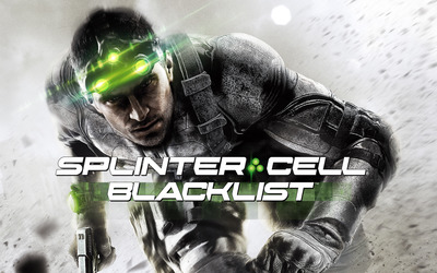 Tom Clancy's Splinter Cell: Blacklist [13] wallpaper