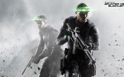 Tom Clancy's Splinter Cell: Blacklist [12] wallpaper