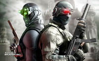 Tom Clancy's Splinter Cell: Conviction wallpaper 1920x1200 jpg