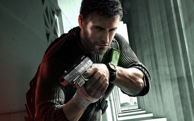 Tom Clancy's Splinter Cell: Conviction [2] wallpaper