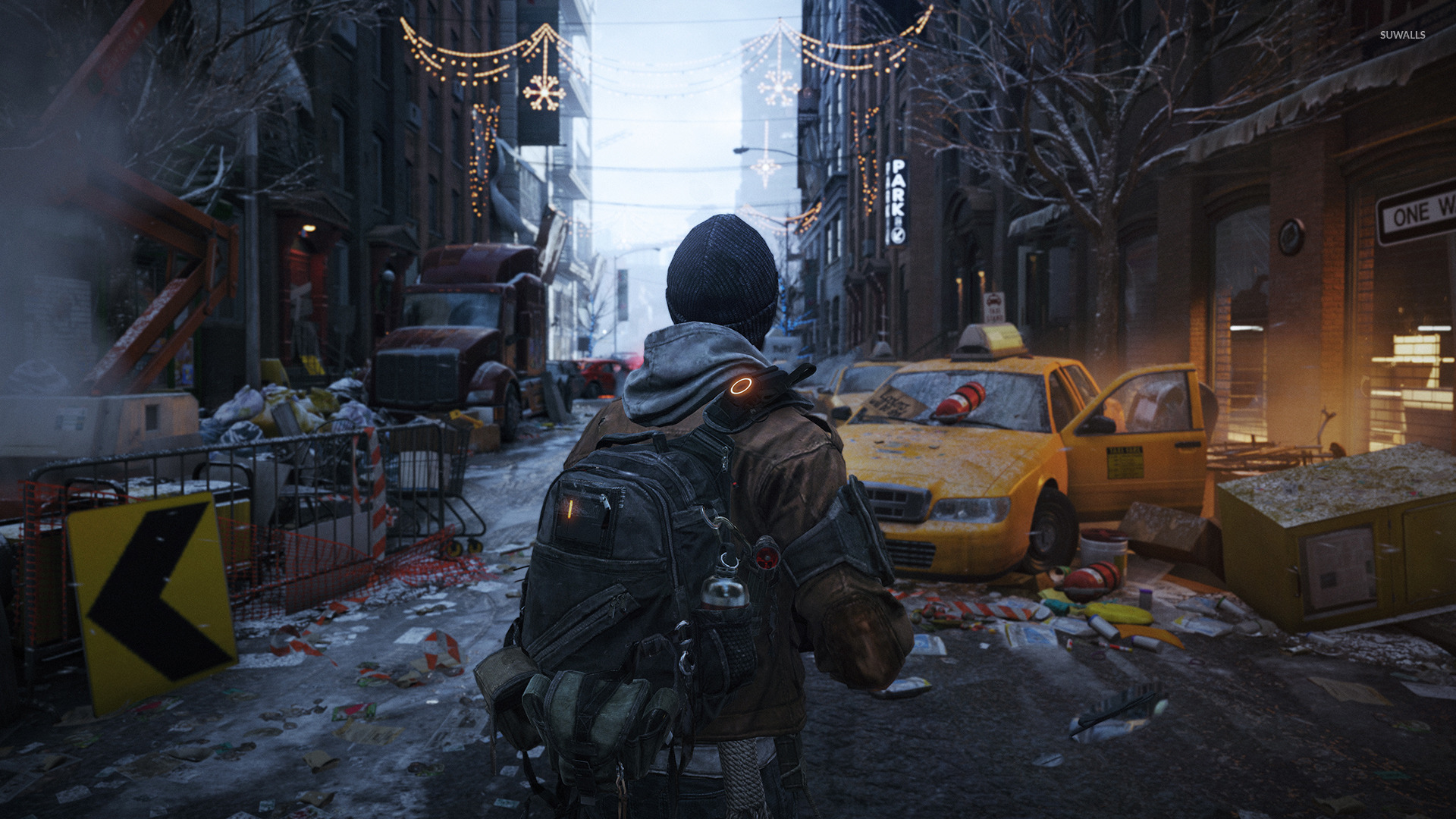 Tom Clancy S The Division 2 Wallpaper Game Wallpapers 21124