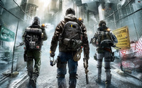 Tom Clancy's The Division [4] wallpaper 2560x1600 jpg