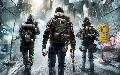 Tom Clancy's The Division [4] wallpaper