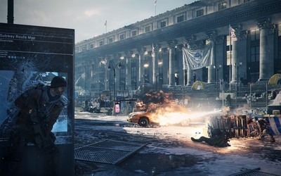 Tom Clancy's The Division [15] wallpaper