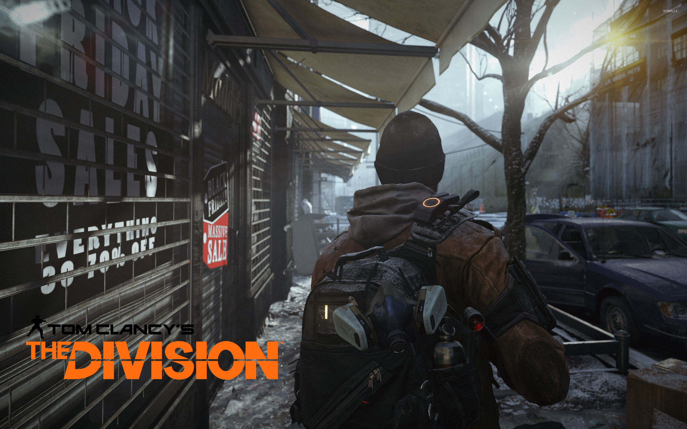 Tom Clancys The Division 17 Wallpaper Game Wallpapers