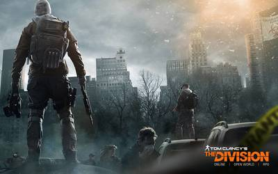 Tom Clancy's The Division [14] wallpaper