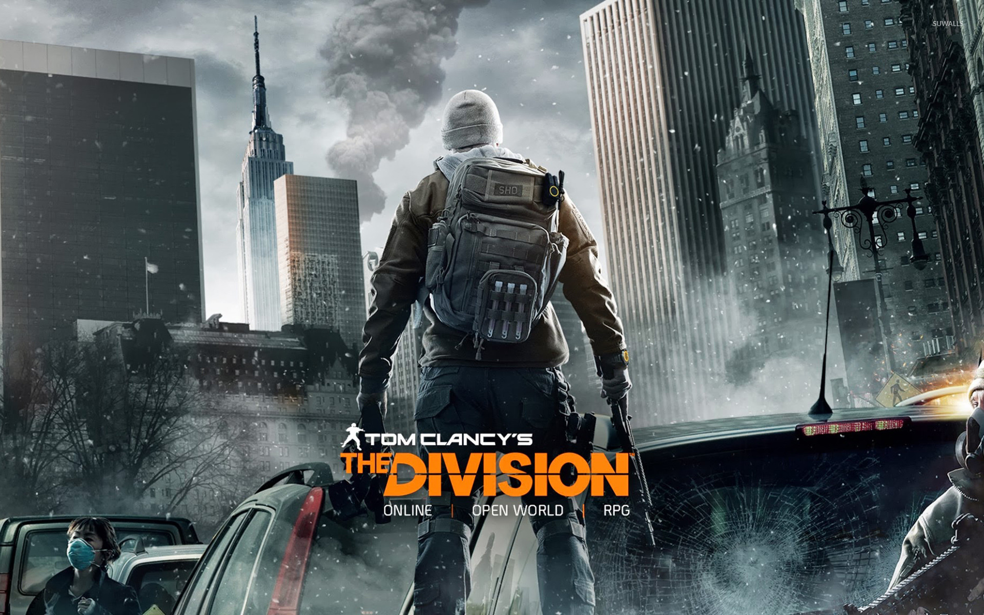 Tom Clancys The Division 6 Wallpaper