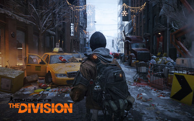 Tom Clancy's The Division [3] wallpaper