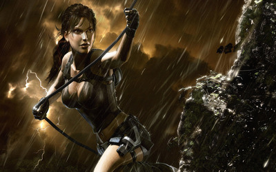 Tomb Raider: Underworld [2] wallpaper