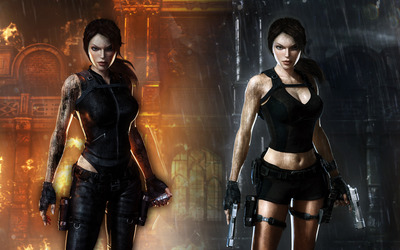 Tomb Raider: Underworld wallpaper