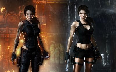 Tomb Raider: Underworld wallpaper