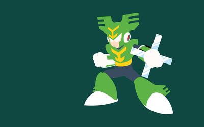 Tornado Man - Mega Man wallpaper