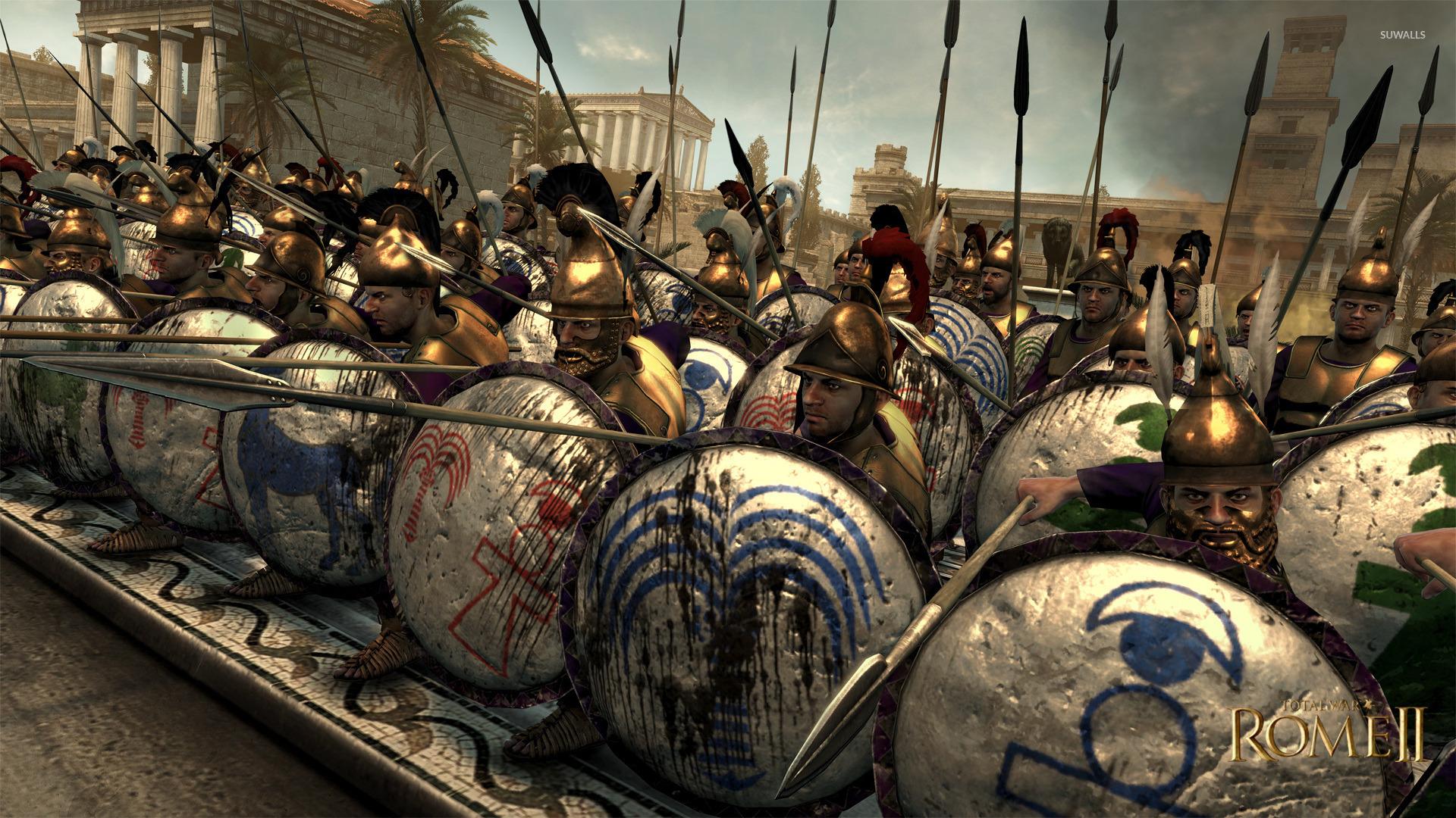 Total War Rome Ii 2 Wallpaper Game Wallpapers 16728