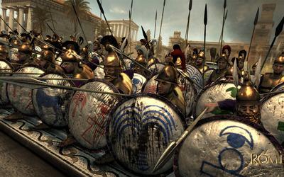 Total War: Rome II [2] wallpaper