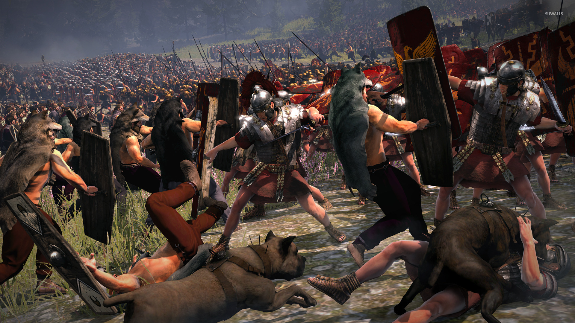 Total War Rome Ii 9 Wallpaper Game Wallpapers 21573