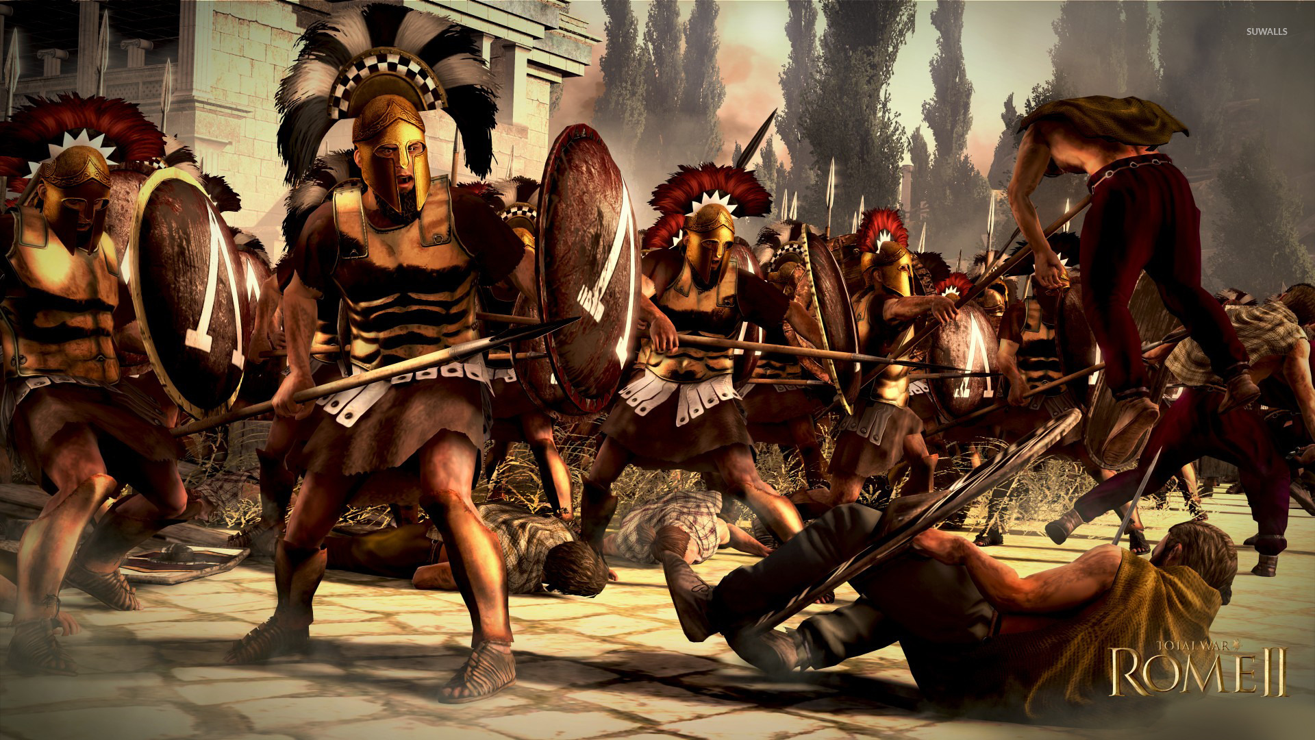 Total War Rome Ii 10 Wallpaper Game Wallpapers 21715