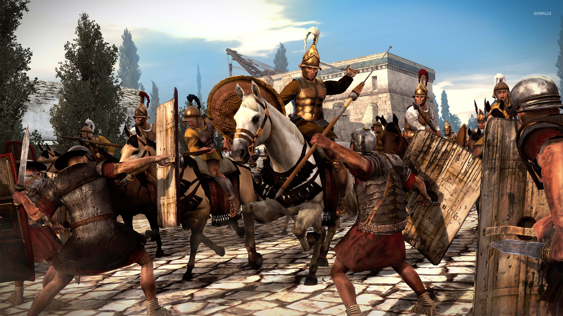 Total War Rome Ii 15 Wallpaper Game Wallpapers 21832
