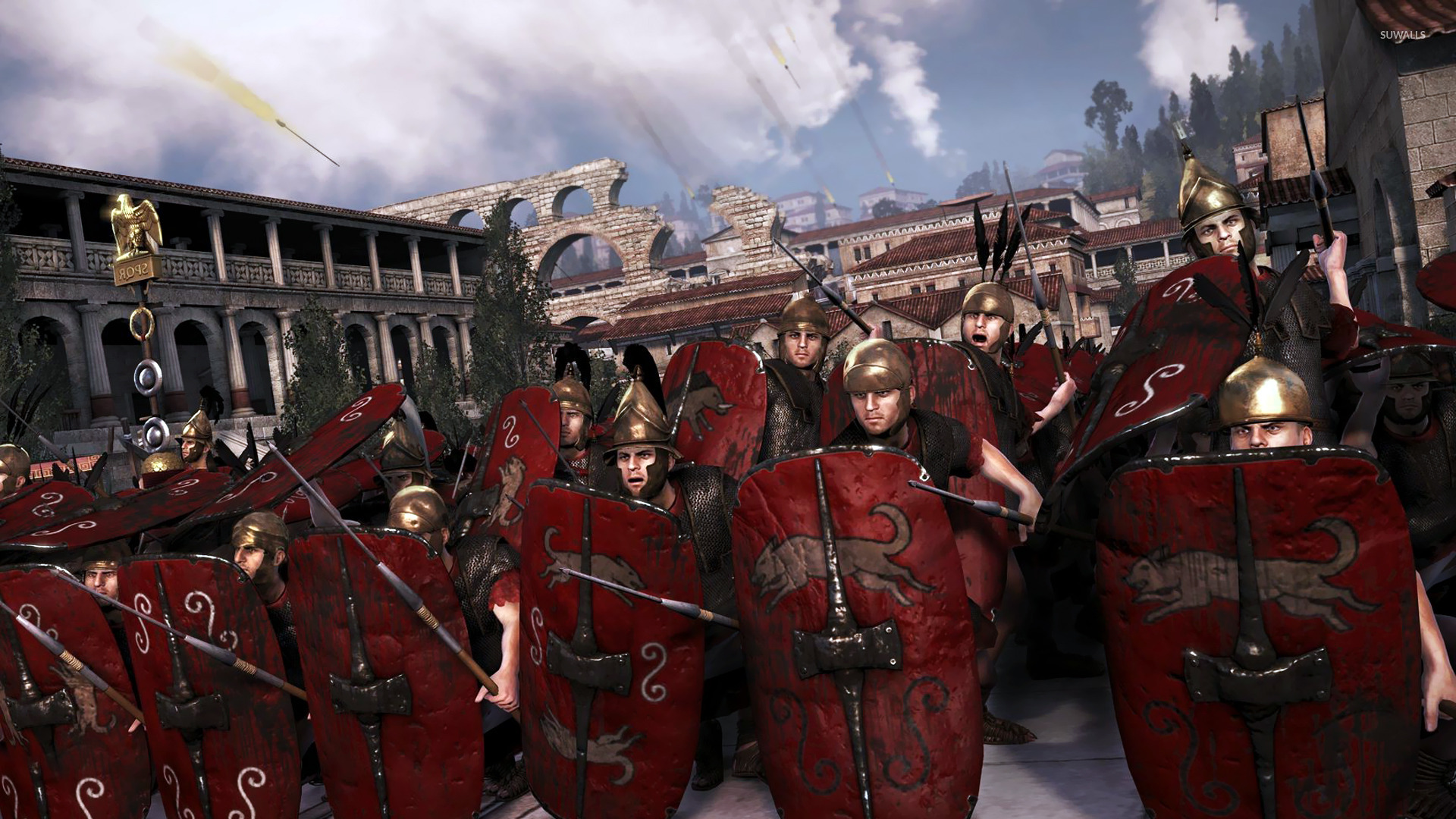 Total War Rome Ii 4 Wallpaper Game Wallpapers 21878