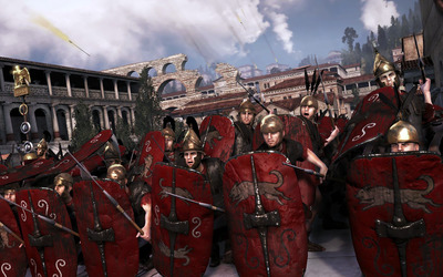 Total War: Rome II [4] wallpaper