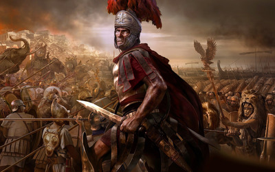Total War: Rome II wallpaper