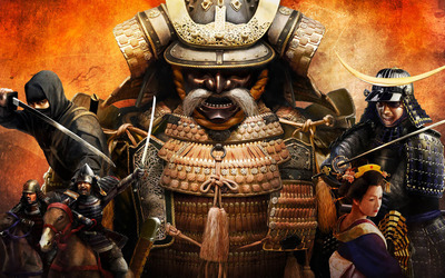 Total War: Shogun 2 wallpaper