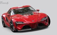 Toyota FT-1 Concept - Gran Turismo 6 wallpaper 1920x1080 jpg