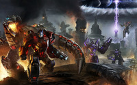 Transformers: Fall of Cybertron wallpaper 1920x1200 jpg