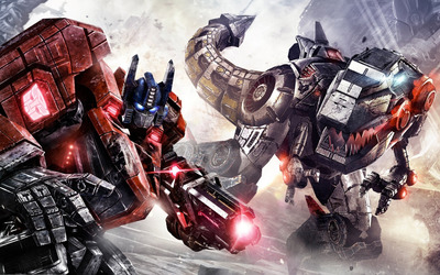 Transformers: Fall of Cybertron [2] wallpaper