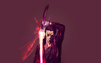 Travis Touchdown - No More Heroes wallpaper