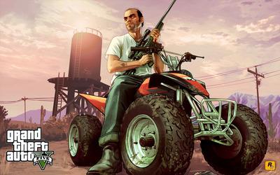 Trevor - Grand Theft Auto V [3] wallpaper