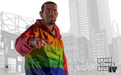 Trey Stewart - Grand Theft Auto IV wallpaper