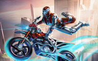 Trials Fusion wallpaper 1920x1200 jpg