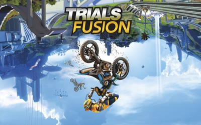 Trials Fusion [3] wallpaper