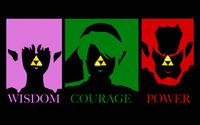 Triforce - The Legend of Zelda wallpaper 2880x1800 jpg