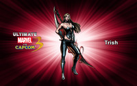 Trish - Ultimate Marvel vs. Capcom 3 wallpaper 2560x1600 jpg