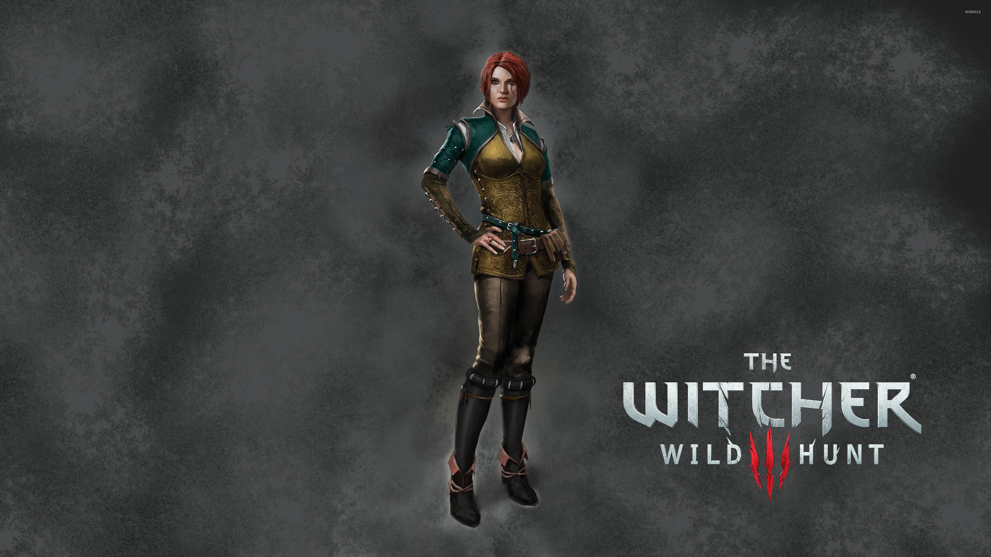 Triss Merigold In The Witcher 3 Wild Hunt Wallpaper Game