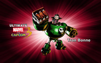 Tron Bonne - Ultimate Marvel vs. Capcom 3 wallpaper 2560x1600 jpg