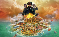 Tropico 4 wallpaper 1920x1200 jpg