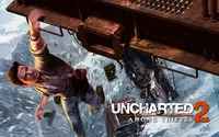 Uncharted 2: Among Thieves wallpaper 1920x1200 jpg