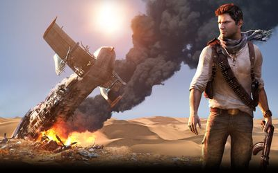 Uncharted 3: Drake's Deception [6] wallpaper