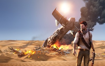 Uncharted 3: Drake's Deception wallpaper