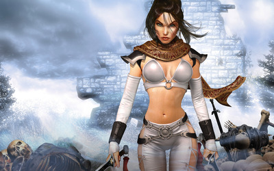 Untold Legends: Dark Kingdom wallpaper
