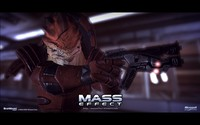 Urdnot Wrex -  Mass Effect 3 wallpaper 1920x1200 jpg