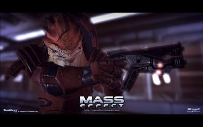 Urdnot Wrex -  Mass Effect 3 wallpaper